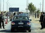 В Египте расстрелян автобус с судьями