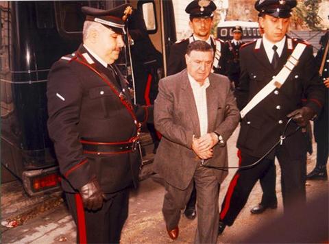 Арест Тото Риина