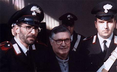 Арест главаря мафии Тото Риина