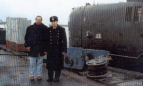 Файнберг пытался организовать поставку советской подводной  лодки своим колумбийским партнерам для перевозки на ней наркотиков
