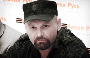 """Командир бригады """"Призрак"""" Алексей Мозговой"""