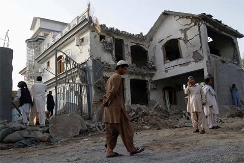 Талибан в Афганистане борется за власть