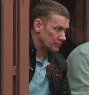 Лидер ОПГ Игорь Куск