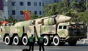 Китай наращивает производство ядерных ракет