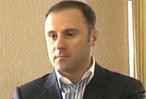 Начальник Главного управления МВД в Одесской области Георгий Лорткипанидзе