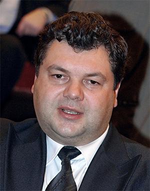 Александр Романов, один из предполагаемых лидеров современной таганской ОПГ