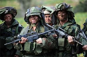 Бригада Нахаль - израильская пехотная бригада