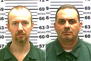 Из тюрьмы Нью-Йорка сбежали двое убийц