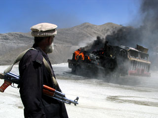 В Иране ликвидировали банду террористов