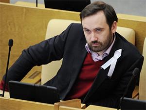 Депутат Илья Пономарев