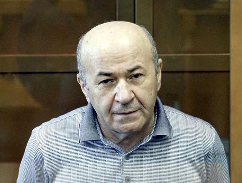Вор в законе Реваз Бухникашвили