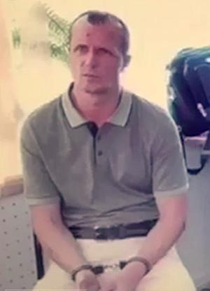 Один из задержанных киллеров ореховской ОПГ