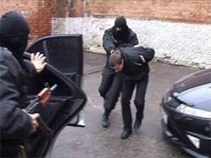 Задержана банда рэкеторов