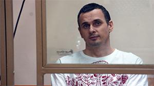 Украинский режиссер Олег Сенцов не считает суд над ним легитимным