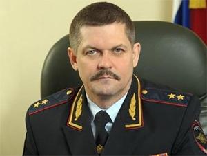 начальник Главного управления МВД России по Москве генерал-лейтенант полиции Анатолий Якунин