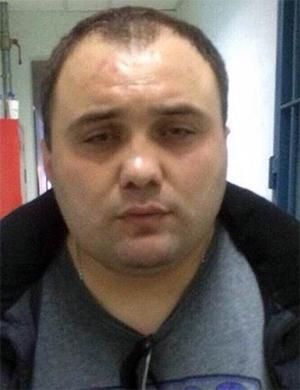 Активный участник банды Гагиева - Артур Джиоев