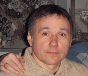 Криминальный авторитет Сергей Молнар, он же Иваныч