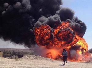 Российские военные впервые нанесли удары по ИГИЛ в Сирии