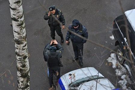 Задержаны участники «криминальной сходки»