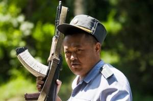 Исламист убежал из СИЗО, но умер на городском рынке Бишкека