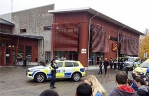 Убийство в школе