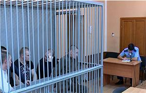 Суд над участниками Иркутской ОПГ