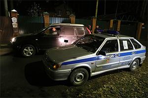 Задержание банды ГТА
