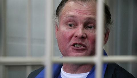 Криминальный авторитет Александр Трунов