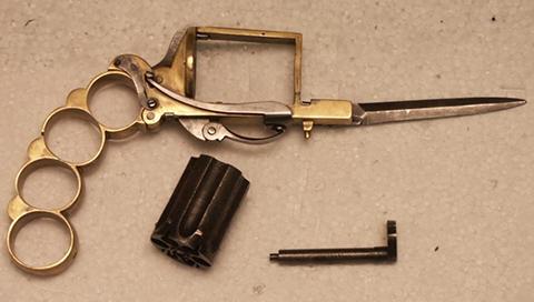 Пистолет Апач