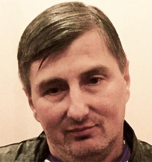 Вор в законе Олег Плотников