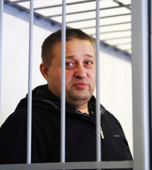 Криминальный авторитет Александр Куковякин