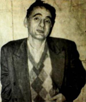 Вор в законе Мегона Джалагония (Мегона Зугдидский), 02.04.1996