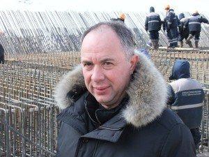 """Юрий Хризман арестован за """"Восточный"""""""