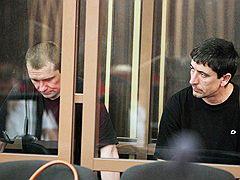 "Лидер ОПГ ""Низы"" Тагир Фахриев на суде"