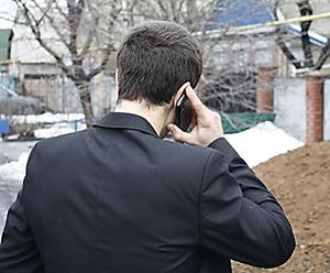 Задержан телефонный террорист