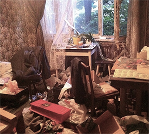 Комната, которую Тамара сдавала