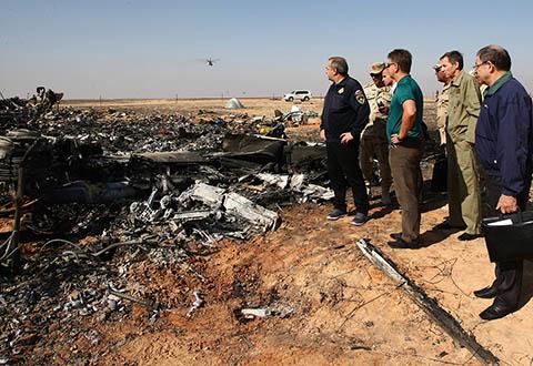 За информацию о виновниках взрыва самолета A321, заплатят 50 миллионов долларов