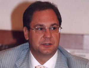 бывший заместитель министра сельского хозяйства России Георгий Сажинов
