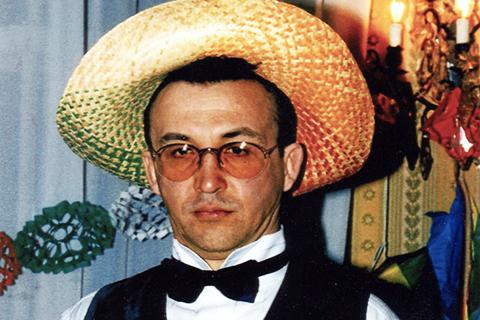 Олег Асмаков - Алик Магадан