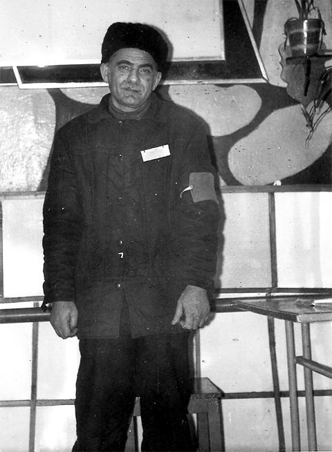 Мегона Джалагония, март 1997 года, Волгоградская область, ИК-26; Волгоград