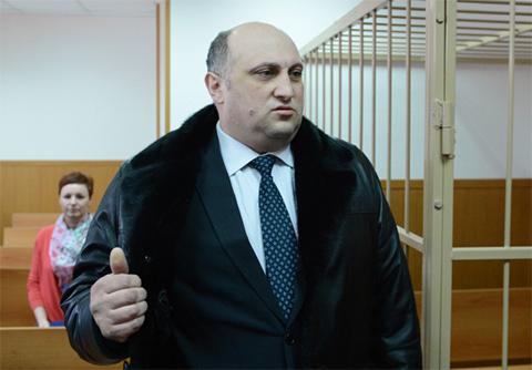 Арнольд Шалмуев