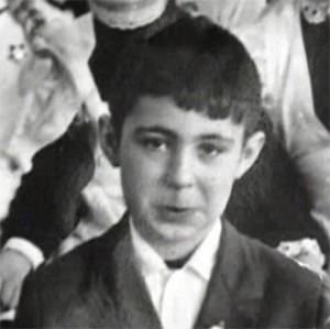 Сергей Головкин в школьные годы