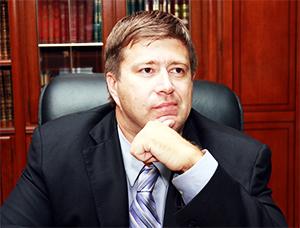 Глава Минюста Александр Коновалов