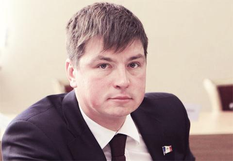 Новгородский депутат Павел Гальченко