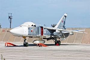 Судьба пилотов сбитого Турцией Су-24 неизвестна