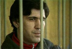 Маньяк Головкин во время суда