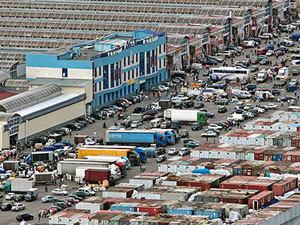 Черкизовский рынок, или просто Черкизон