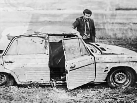 Машины найденные на дне канала фото