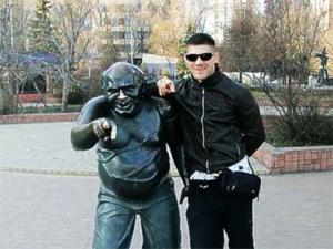 Погибший в ходе перестрелки Алексей Китаев