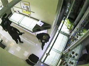 Ограбление ювелирного салона в Купчино